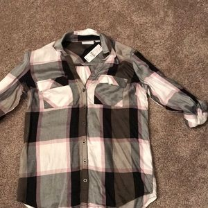 NY & Co. Flannel